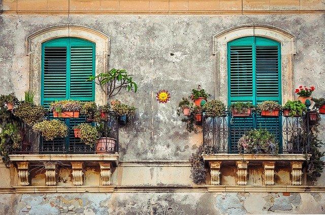 Einrichtungsideen für den Balkon